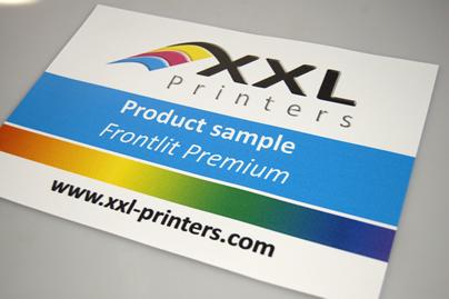 Tafel Voor Printer : Xxl printers frontlit werbebanner ab eur